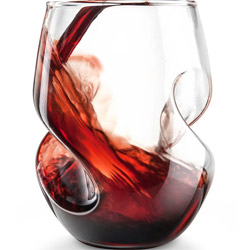 Conundrum Red Wine Glasses - Set of 4