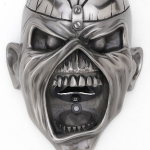 Iron Maiden's Eddie Trooper Bottle Opener