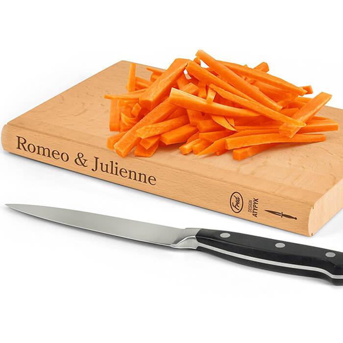 Romeo & Julienne Cutting Board