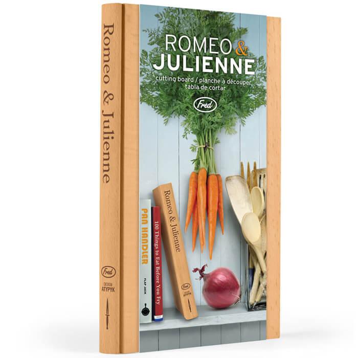 Schneidebrett Romeo & Julienne