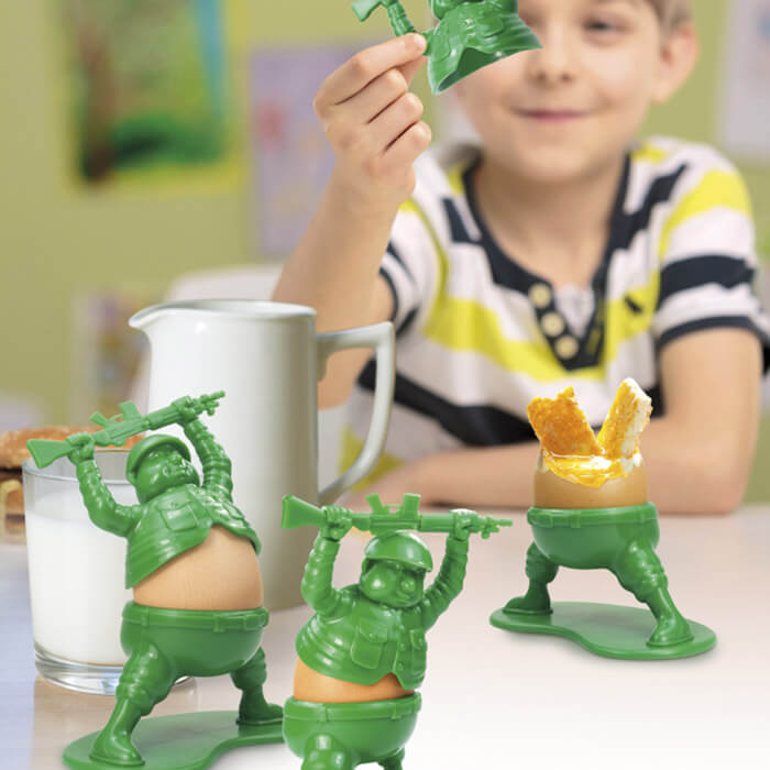 Egg Soldier Egg Cup