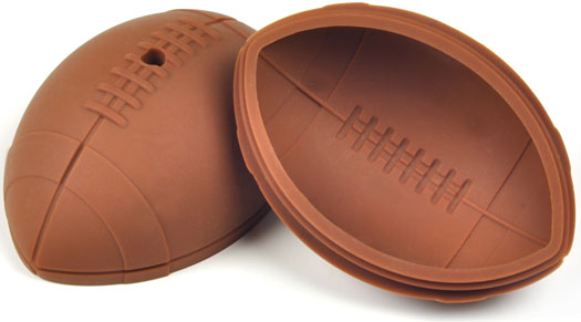 Football Ice Mold