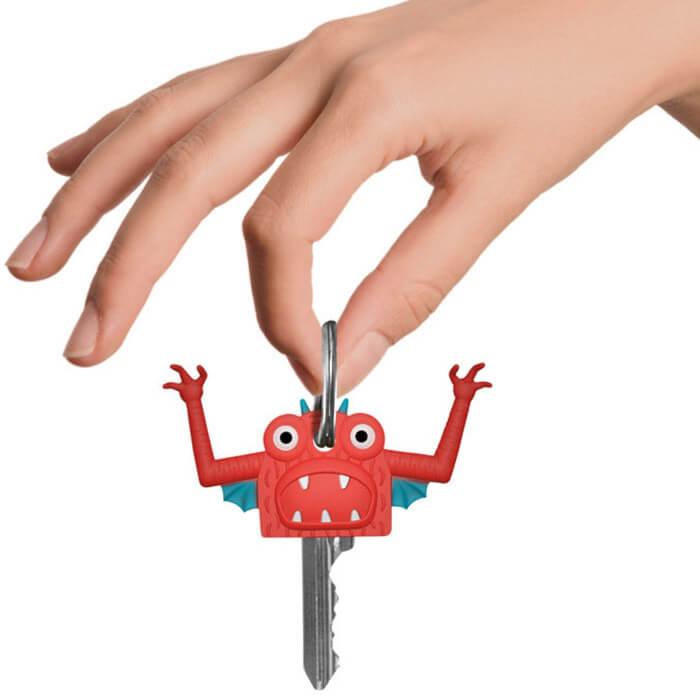 Freakeys Schlüsselkappen