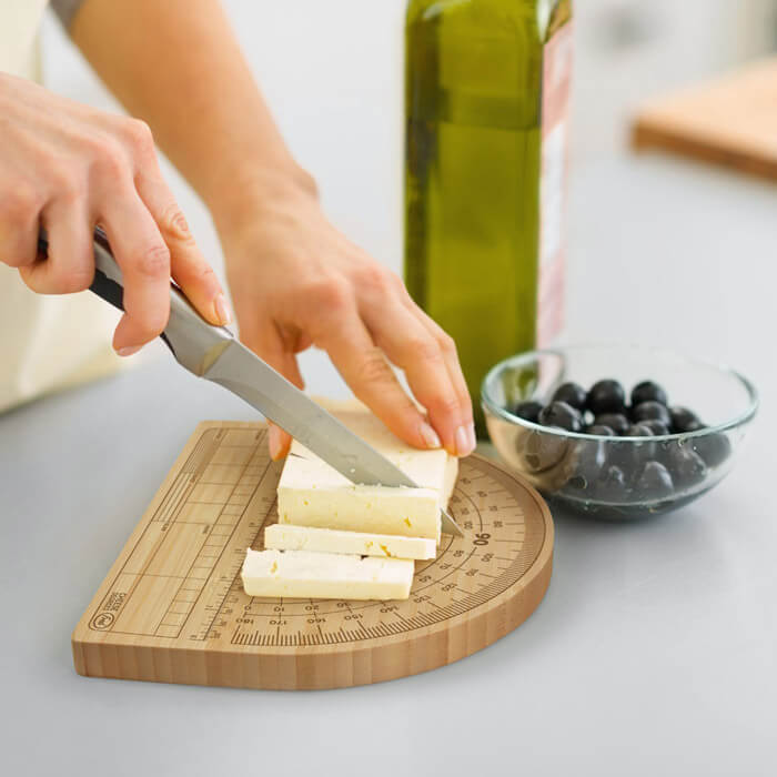 Cheese Degrees Precision Chopping Board