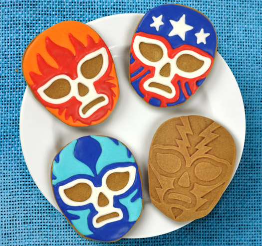 Muncha Libre Cookie Cutters Set of 4