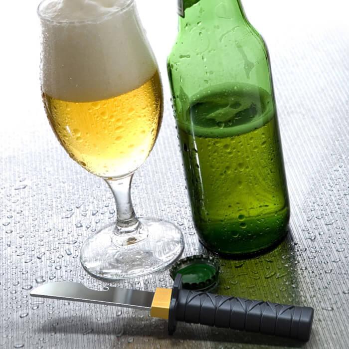 Bottle Ninja Bottle Opener