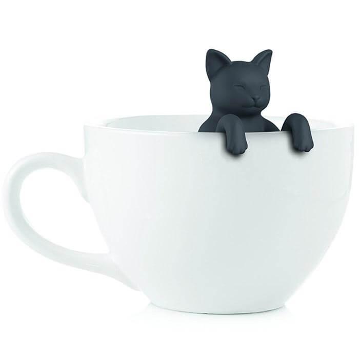 Tee-Ei Katze