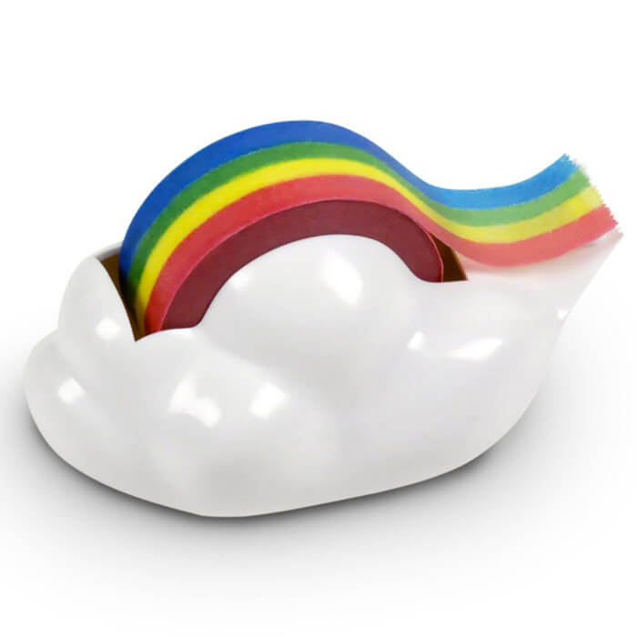 Flying Colours Cloud Tape Dispenser