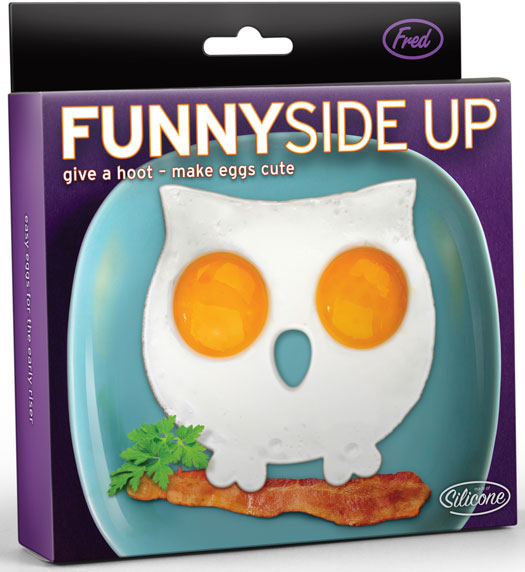 Funny Side up Owl