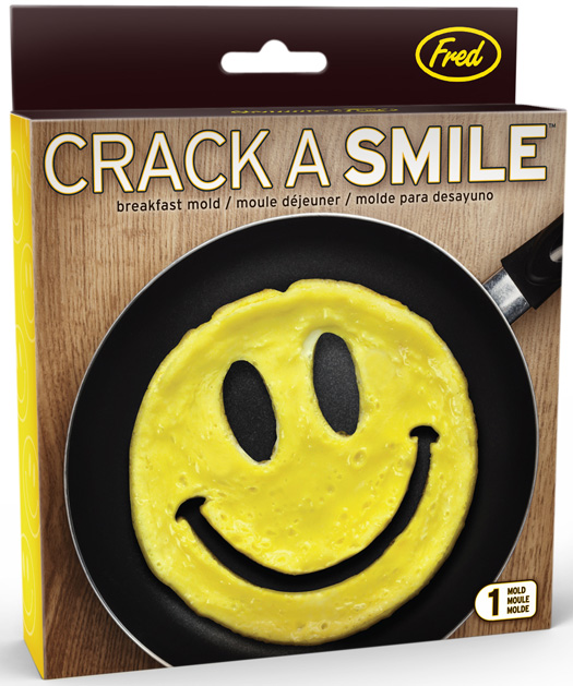 Smiley Breakfast Mold