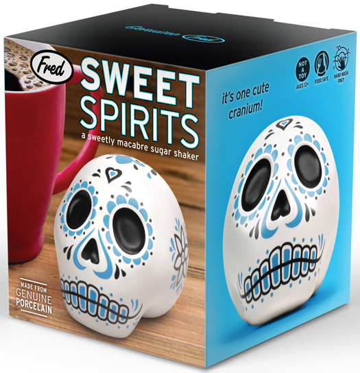 Sweet Spirits Sugar Shaker