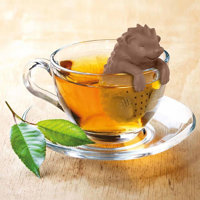 Cute-Tea Hedgehog Tea Infuser