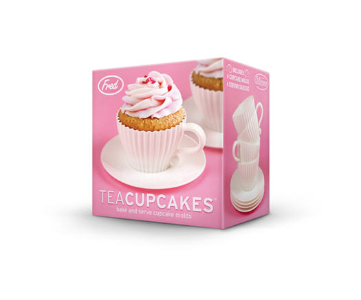 Teacupcakes Cupcake Mold