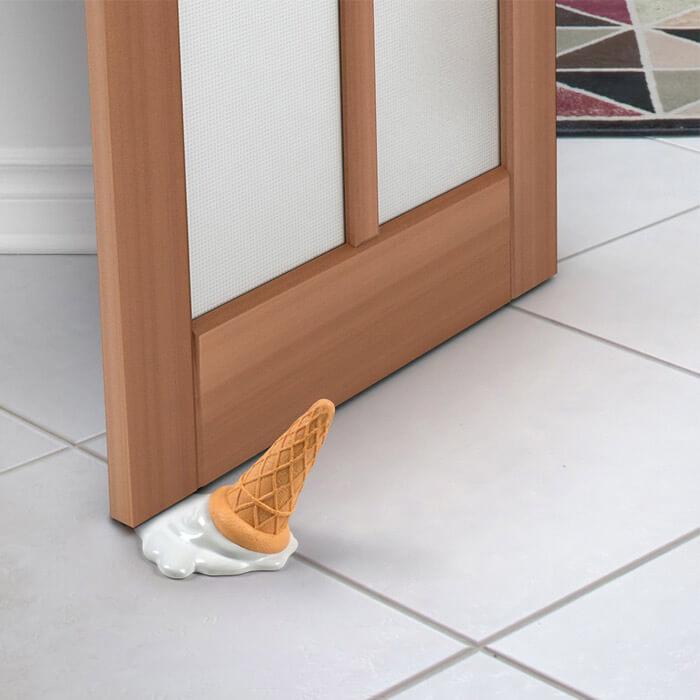 Ice Cream Doorstop