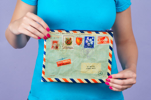 Airmail Pouch