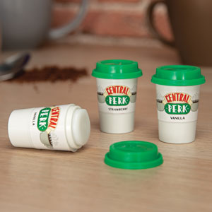 Central Perk Lip Balm Set