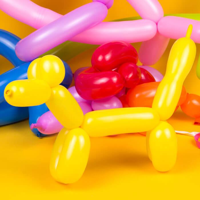 Luftballon Modellier-Set