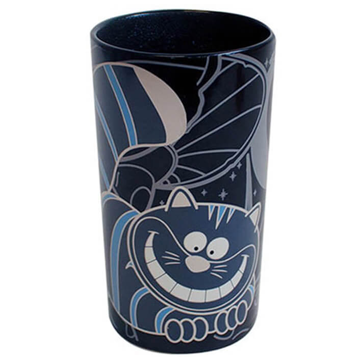 Heat Changing Cheshire Cat Mug