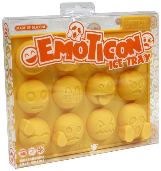 Eiswürfelform Emoticons