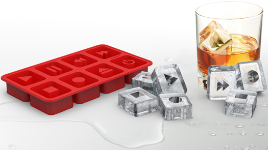 The Chillers Ice Tray