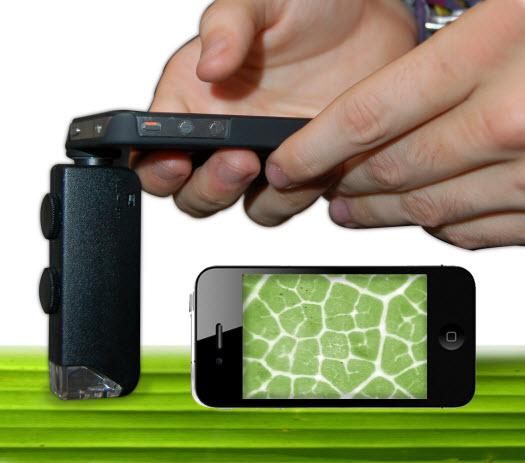 Mini Microscope Pour iPhone 4 / 4S