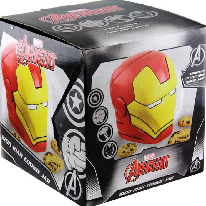 Iron Man Keksdose