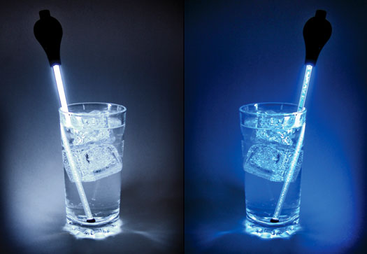 LED Drink Stirrers Twin Pack