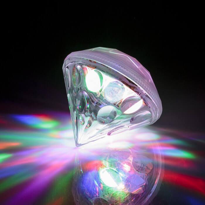 Badewannendisko Diamant