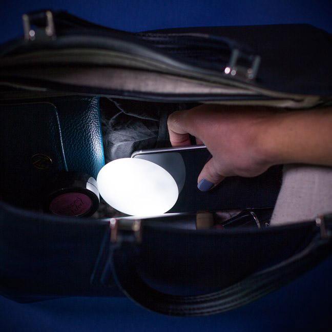 Handtaschen-Licht
