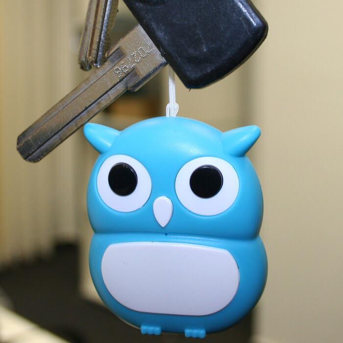 Mini Bluetooth Lautsprecher Eule