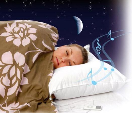 Kopfkissen Sound Asleep