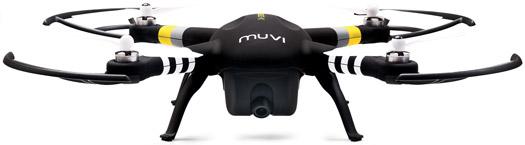 Drohne mit HD Kamera MUVI X-Drone