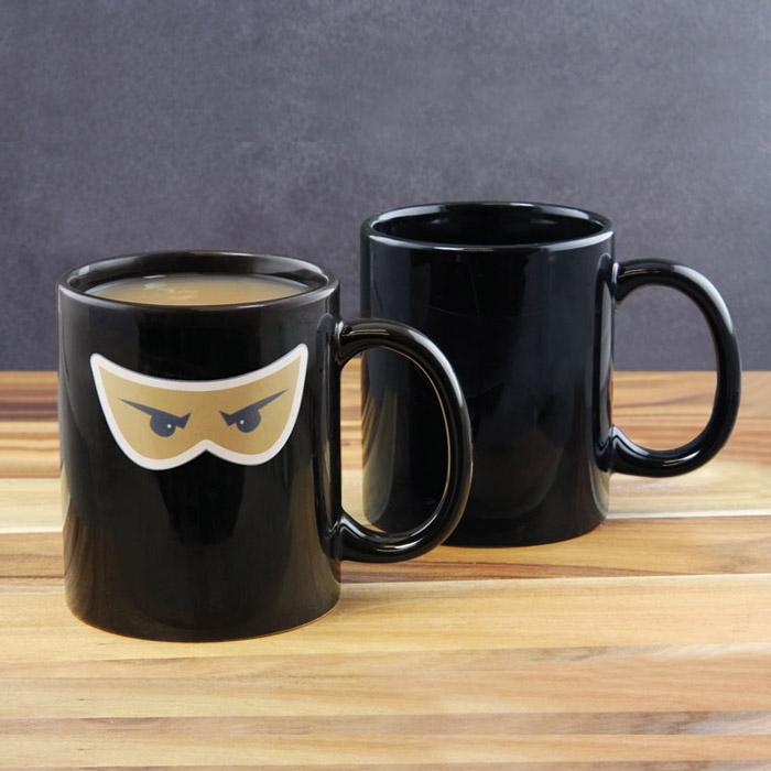 Ninja Heat Change Mug