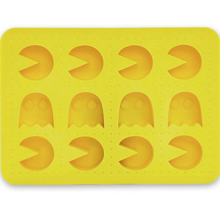 Pac Man Ice Cube Tray