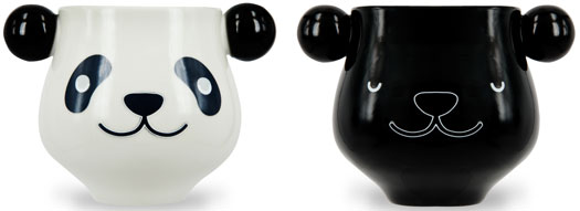 Tazza Termosensibile Panda