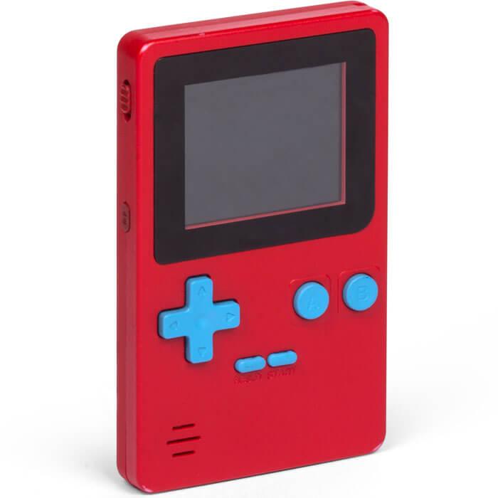 Retro Videospiel-Konsole