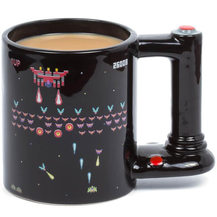 Retro Arcade Mug