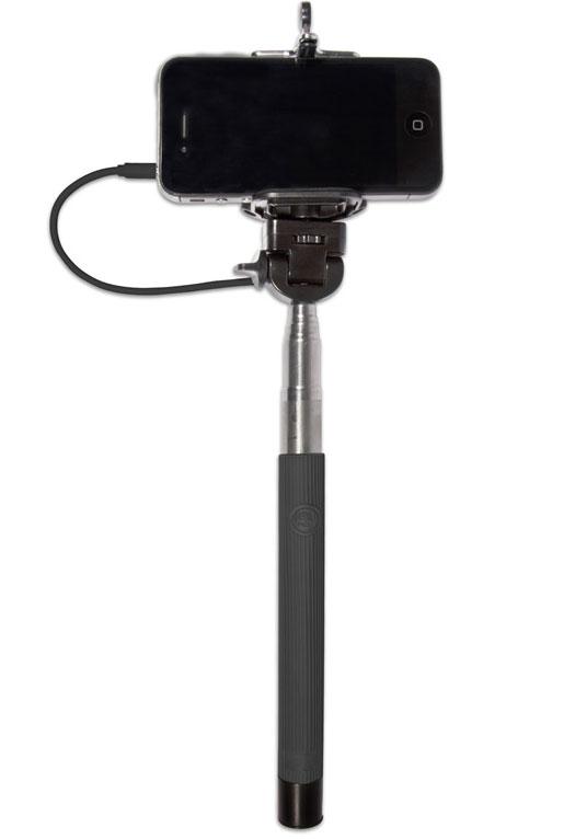 selfie stick verl ngerung f r das handy gadgets und. Black Bedroom Furniture Sets. Home Design Ideas