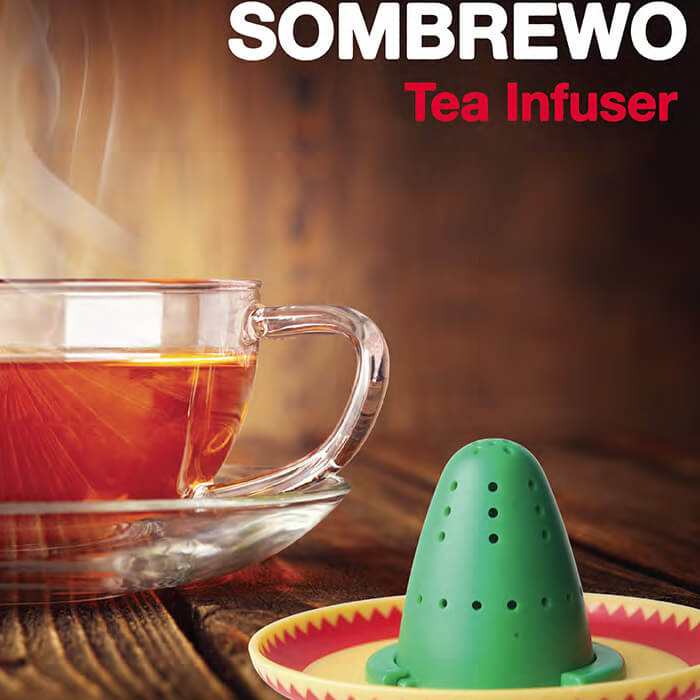 Tea Infuser Sombrero