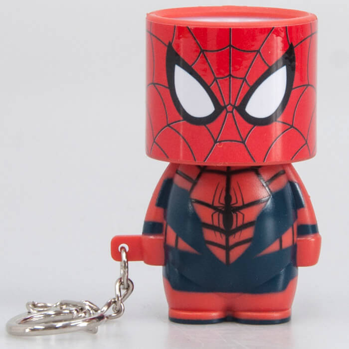 Spiderman clip on Mini Look-Alite