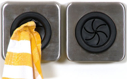 Wall towel ring-self-adhesive