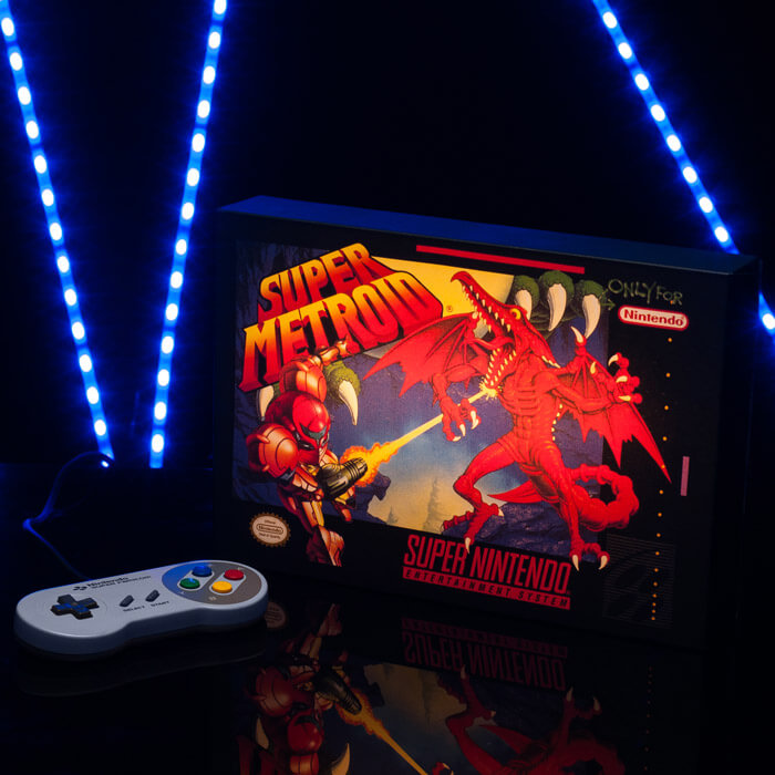 Super Metroid Luminart