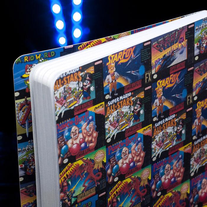 SNES Notebook