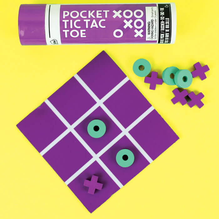 Pocket Tic Tac Toe