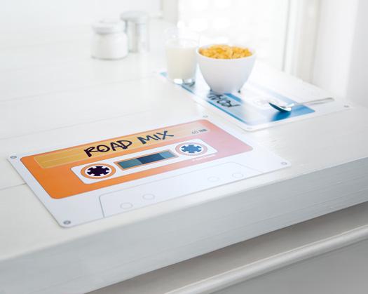 6 Walkmat Table Mats