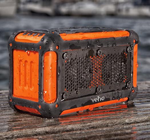 Veho Outdoor Lautsprecher und Ladegerät