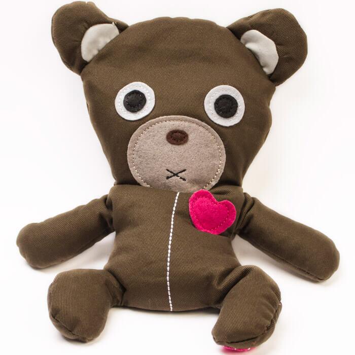 Wärmekissen Teddybär