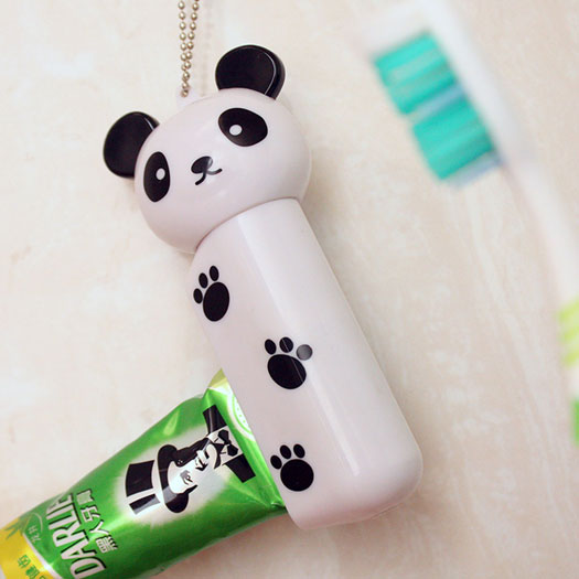 Zahnpasta Tubenpresse Panda