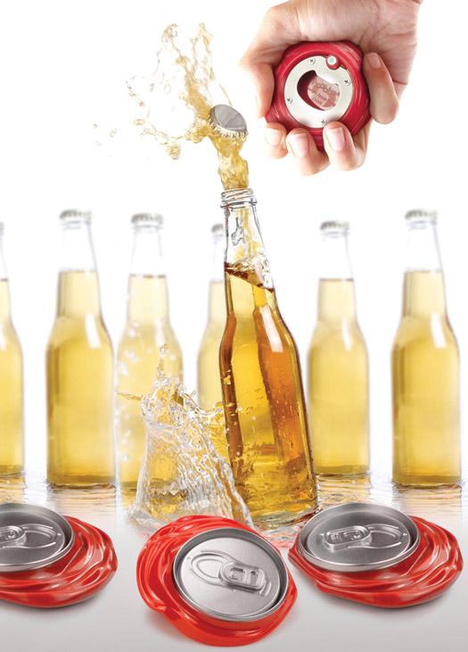 Flaschenöffner Smash