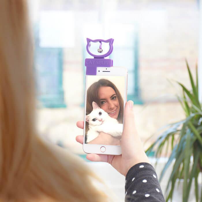 Cat Selfie Gadget